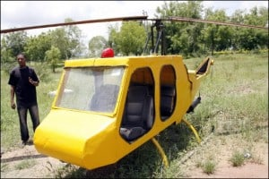 Motorbike Helicopter