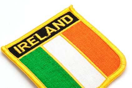Ireland Badge