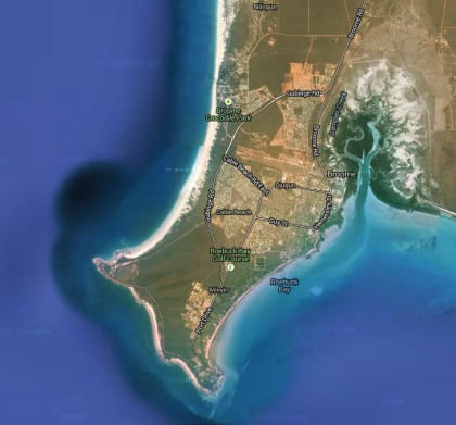 Broome Aerial Photo