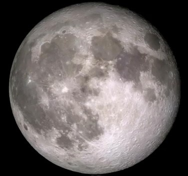 The Moon in 2012 - Hour by Hour