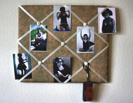 French Memo Board
