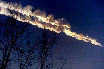 Chelyabinsk Meteor 2013