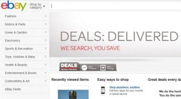 eBay Account