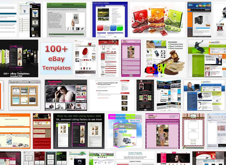 How To Find Good EBay Templates - Dreamweaver ebay template