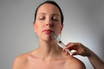 lip surgery botox