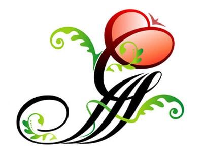 Letter G Tattoo H Design