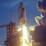 Columbia Shuttle Launch 1981