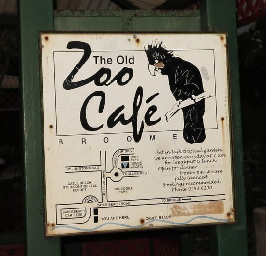 Old Zoo Cafe