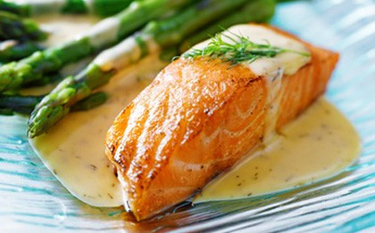 Salmon Diet Super Food