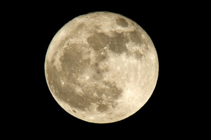 Moon Facts Full Moon